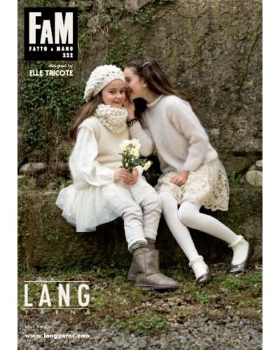 Catalogue FAM 222 - Elle Tricote