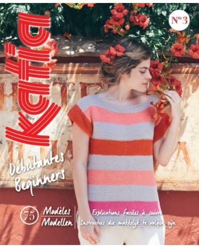 Catalogue Katia 3 Débutantes Eté
