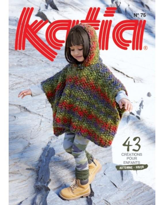Catalogue Katia 75 Enfants