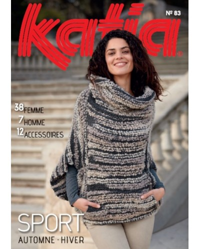Catalogue Katia 83 Sport