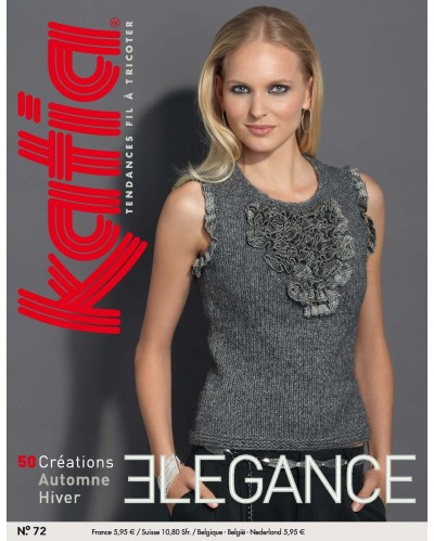 Catalogue Katia 72 Elegance
