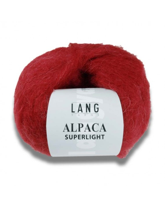 Alpaca superlight Couleur 60