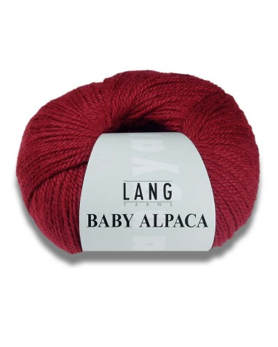 Baby Alpaca Couleur 3