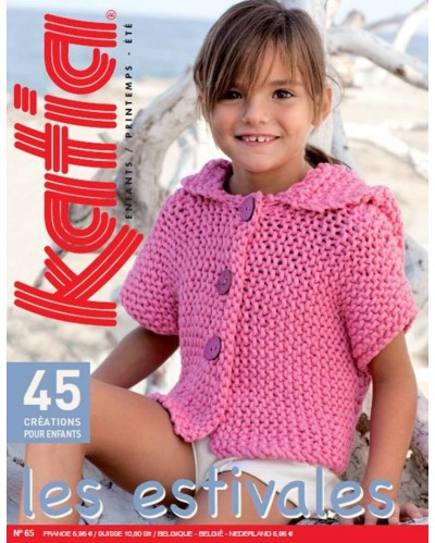 Catalogue Katia 65 Enfants