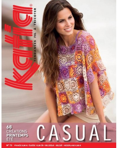 Catalogue Katia 73 Casual