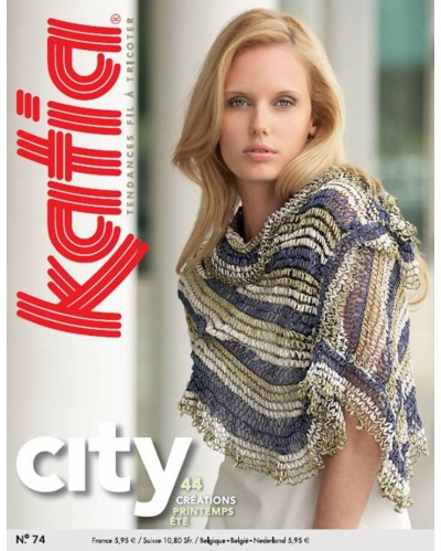 Catalogue Katia 74 City