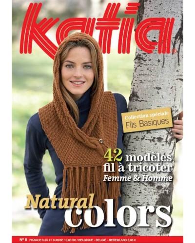 Catalogue Katia 8 Basiques