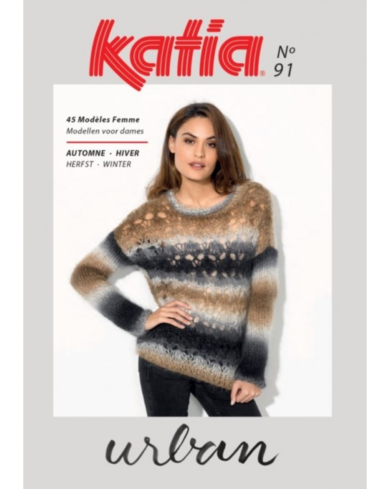 Catalogue Katia 91 Urban