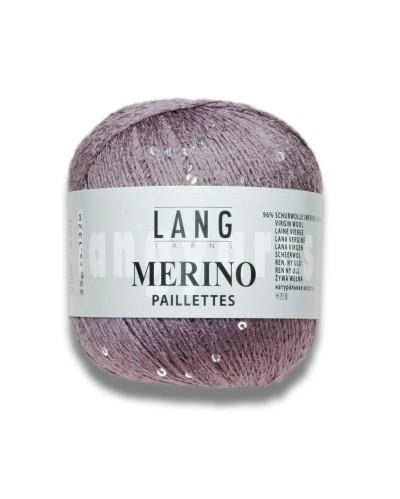 Merino Paillettes