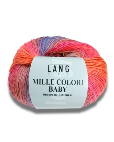 Mille Colori Baby Couleur 0061