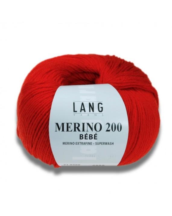 Merino 200 Bébé Couleur 0360