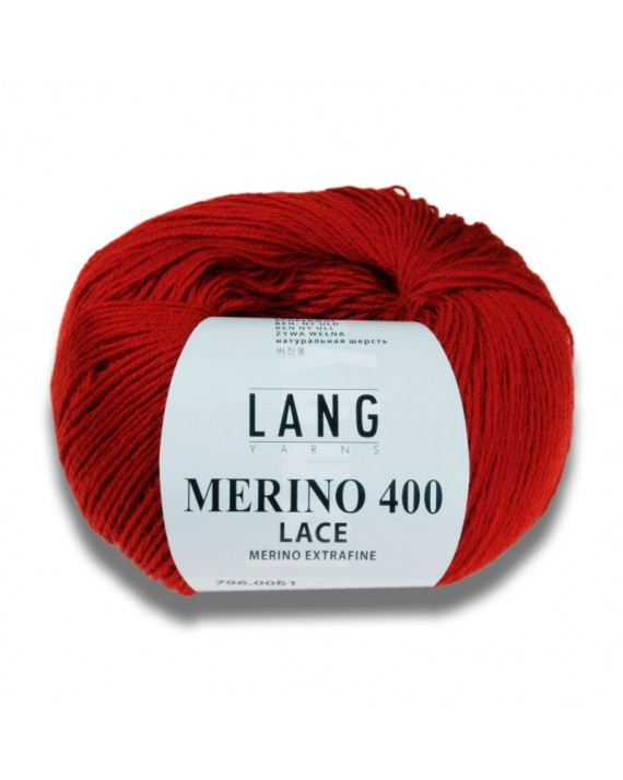 Merino 400 Lace Couleur 0061