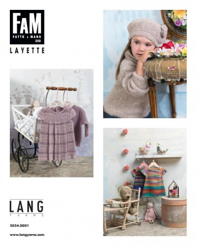 Catalogue FAM 250 Layette