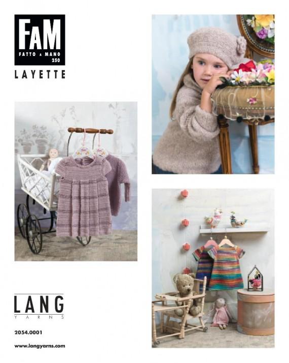 Catalogue FAM 250 Layette