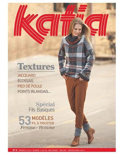 Catalogue Katia Fils basiques N°9