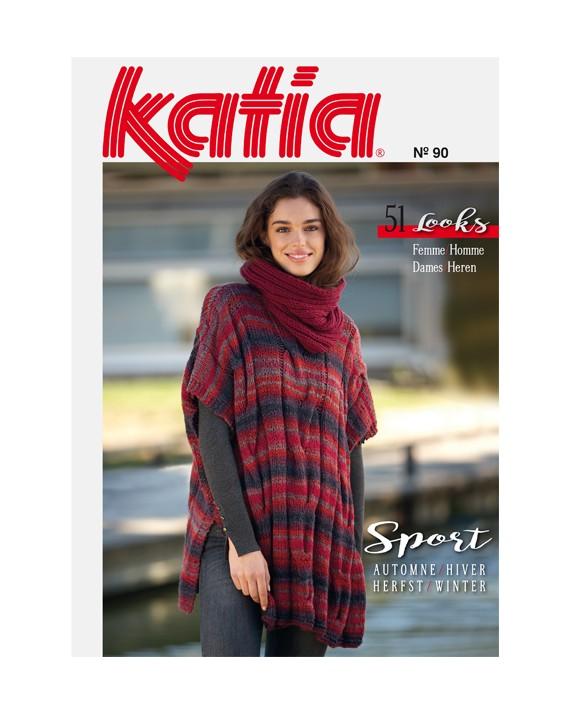 Catalogue Katia Sport N°90 Automne/Hiver