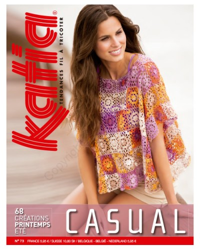 Catalogue Katia Casual N°73