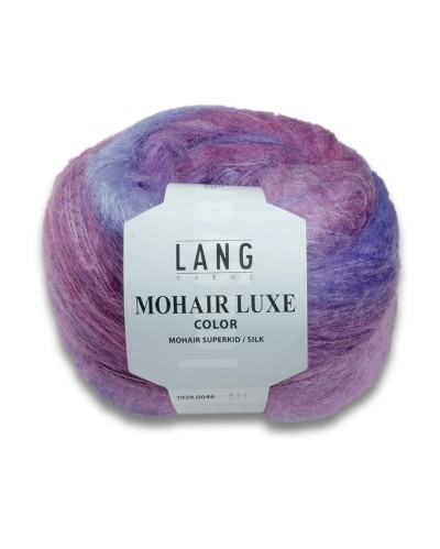 Mohair Luxe Color couleur 0046