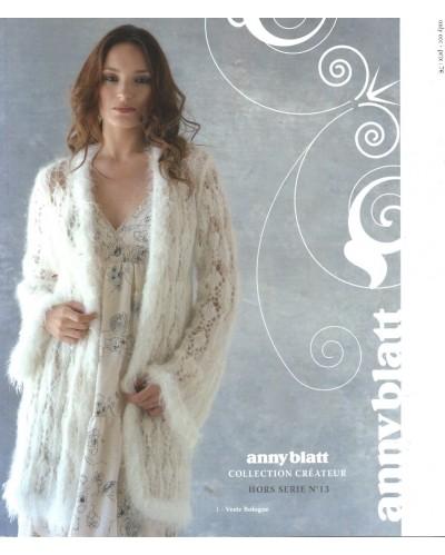 Catalogue Anny Blatt Hors Série N°13 Collection Créateur