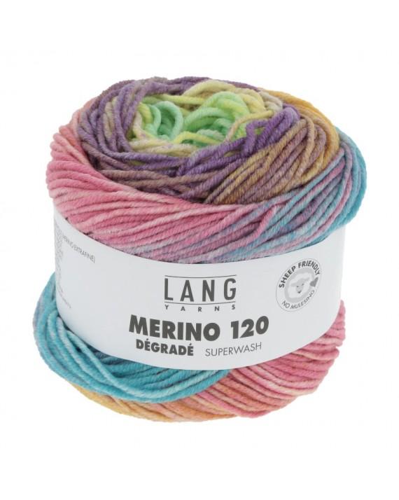 Merino 120 Dégradé - couleur 1