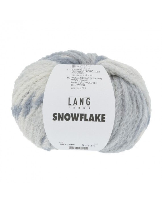 Snowflake - couleur 06