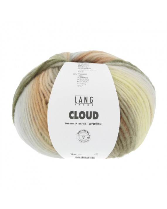 Cloud - couleur 01