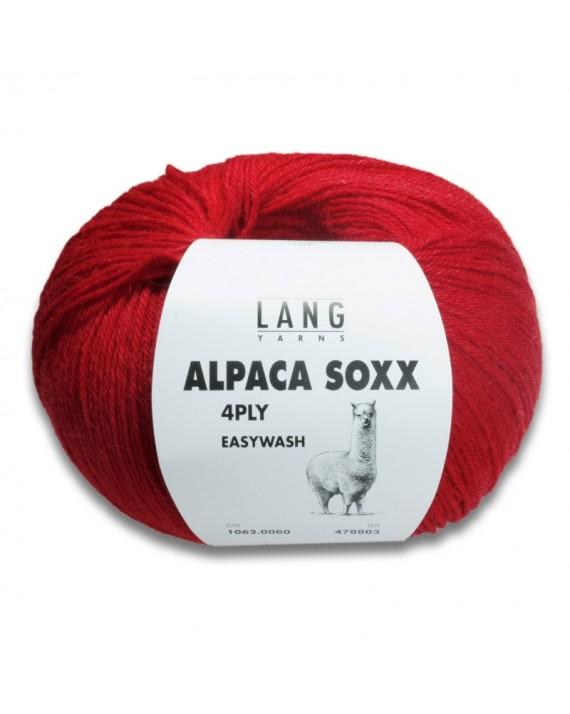 Alpaca Soxx 4-PLY - couleur 60